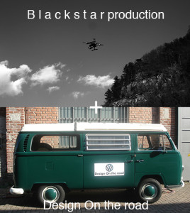 Blackstar Production+Design On the road